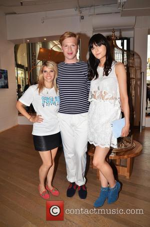 Lilah Parsons and Pips Taylor