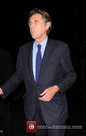 Bryan Ferry - Celebrities at The Chiltern Firehouse restaurant - London, United Kingdom - Thursday 12th June 2014