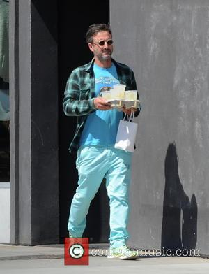 David Arquette Engaged - Report