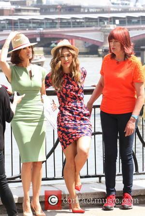 Myleene Klass, Andrea Mclean and Janet Street-porter
