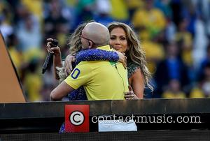 Pitbull - 2014 FIFA World Cup - Opening Ceremony - Sao Pualo, Brazil - Thursday 12th June 2014