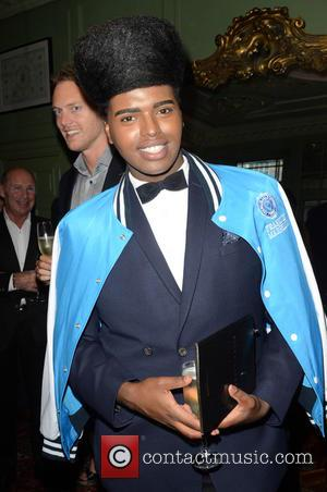 Prince Cassius - Aston Martin SS15 collection by Bespoke HQ - Launch Party at L'Escargot London - London, United Kingdom...