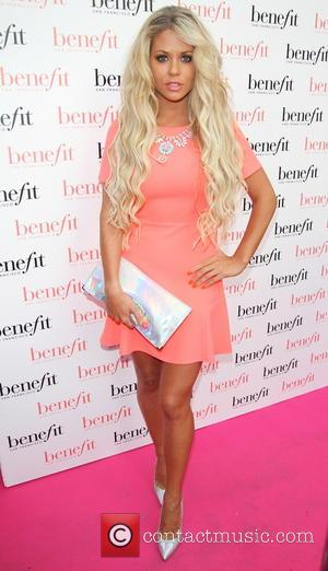 Bianca Gascoigne - Launch party of Gabbi's Head, a pop-up pub for women created by Benefit Cosmetics, open for the...