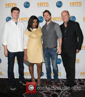 Michael Schur, Mindy Kaling, Rob Mcelhenney and Mike Judge
