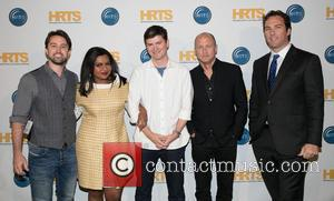 Rob Mcelhenney, Mindy Kaling, Michael Schur, Mike Judge and Matthew Belloni