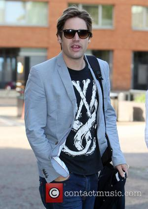 Charlie Simpson - Celebrities at the ITV studios