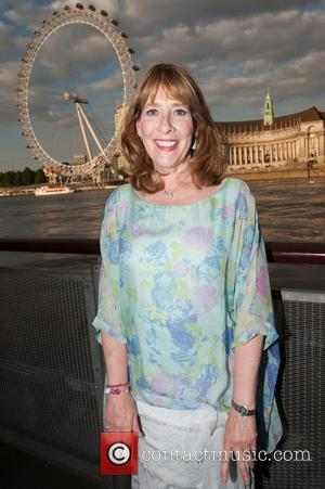 Phyllis Logan - Celebrities attend 'Medical Detection Dogs' Thames Cruise on Westminster Pier - Arrivals - London, United Kingdom -...