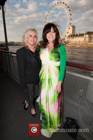 Vicki Michelle and Debbie Arnold - Celebrities attend 'Medical Detection Dogs' Thames Cruise on Westminster Pier - Arrivals - London,...