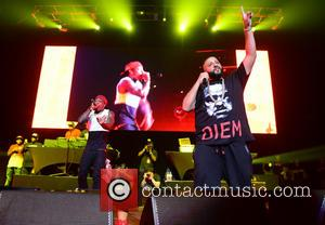 Ace Hood and DJ Khaled