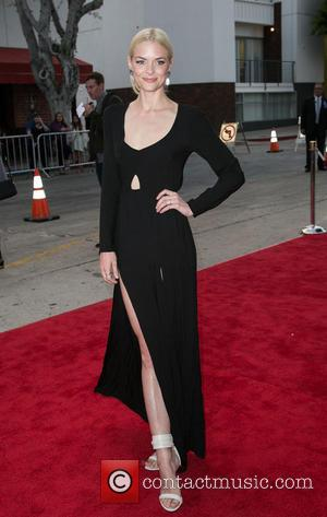Jaime King - Los Angeles Premiere of A24's 'The Rover' at the Regency Bruin Theatre in Westwood - Red Carpet...