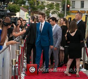 Robert Pattinson - Los Angeles Premiere of A24's 'The Rover' at the Regency Bruin Theatre in Westwood - Red Carpet...