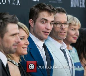 David Michod, Susan Prior, Robert Pattinson and Guy Pearce