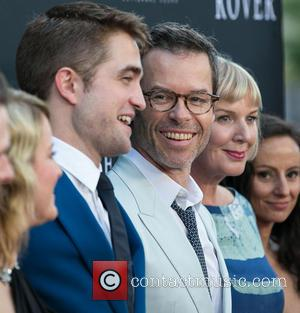 Robert Pattinson and Guy Pearce - The premiere of A24's 'The Rover' at the Regency Bruin Theatre in Westwood -...