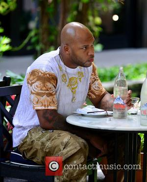 Flo Rida - Sightings dining at Bal Harbour Shops - Miami, Florida, United States - Friday 13th June 2014