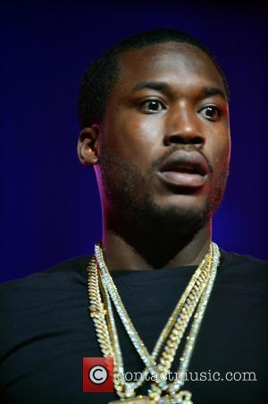 Meek Mill - Meek Mill performs at The Beat Down...
