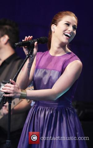 Cassadee Pope - Cassadee Pope performs live at the Fox and Friends All American Summer Concert Series - New York,...