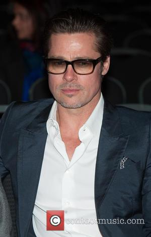 Brad Pitt, Filming 'World War Z' Sequel, Enjoys Culinary Delights Of. Wimpy?