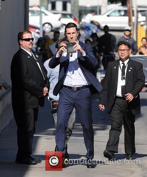 Pablo Schreiber - Orange Is The New Black star Pablo Schreiber arrives at Jimmy Kimmel - Los Angeles, California, United...