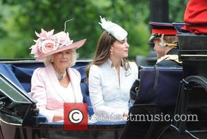 Duchess Of Cambridge, Prince Harry, Camilla and Duchess Of Cornwall
