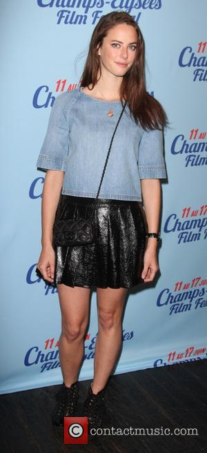 Kaya Scodelario - Champs-Élysées Film Festival - 'The Truth About Emanuel' - Premiere - Paris, France - Saturday 14th June...