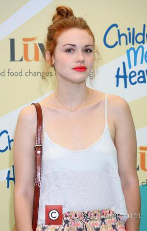Holland Roden - Children Mending Hearts Fundraiser 2014 - Arrivals - Los Angeles, California, United States - Saturday 14th June...
