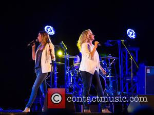 Bananarama, Keren Woodward and Sara Dallin