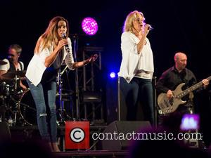 Bananarama, Keren Woodward and Sara Dallin - Bananarama performing live on stage at ERP Remember Cascais at Hipodromo Manuel Possolo...