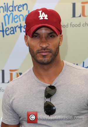 Ricky Whittle - Children Mending Hearts 6th annual fundraiser 'Empathy Rocks: A Spring into Summer Bash' - Arrivals - Beverly...