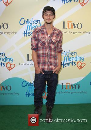 Shiloh Fernandez - Children Mending Hearts 6th annual fundraiser 'Empathy Rocks: A Spring into Summer Bash' - Arrivals - Beverly...