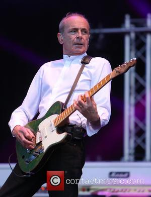 Francis Rossi - Status Quo headline The Zippo Encore stage on day 2 of Download Festival at Donnington Park -...