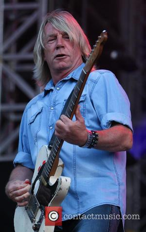 Rick Parfitt - Status Quo headline The Zippo Encore stage on day 2 of Download Festival at Donnington Park -...