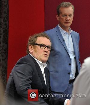 Colm Meaney and Frank Skinner