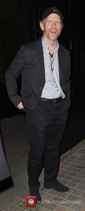 Ron Howard - Celebrities visit Chiltern Firehouse - London, United Kingdom - Sunday 15th June 2014