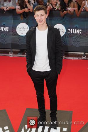 Shawn Mendes - 2013 MuchMuch Video Awards (MMVA) - Red Carpet Arrival - Toronto, Canada - Sunday 15th June 2014