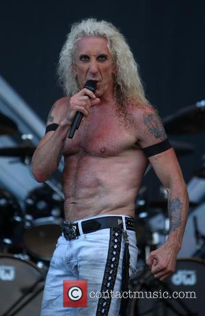 Dee Snider - Twisted Sister perform at The Zippo Encore stage on day 2 of Download Festival at Donnington Park...