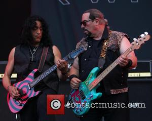 Twisted Sister, Mark Mendoza and Eddie Ojeda