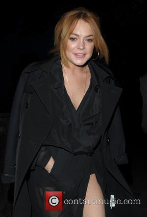 Lindsay Lohan - Lindsay Lohan at No1 Embankment Party