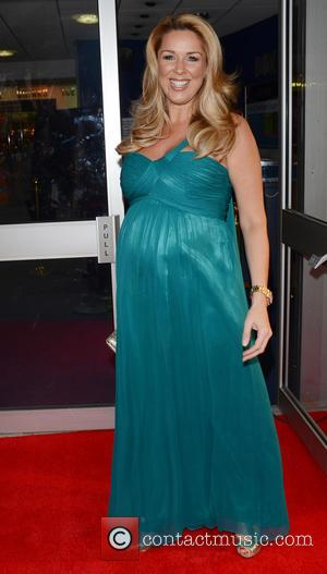 Claire Sweeney - Screening of 'Jersey Boys' at Odeon, Leicester Square - London, United Kingdom - Monday 16th June 2014