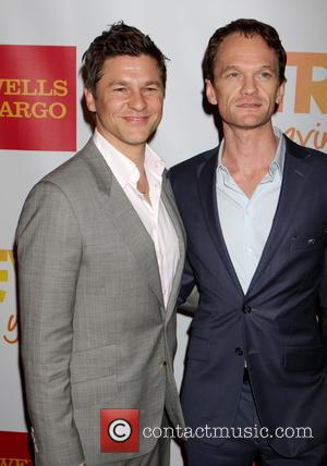Neil Patrick Harris and David Burtka - The Trevor Project 2014 'TrevorLIVE NY' event at the Marriott Marquis Hotel -...