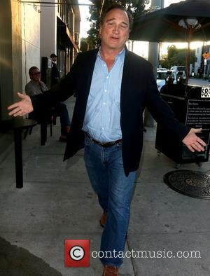 Jim Belushi - Jim Belushi arrives at Craig's in West Hollywood - West Hollywood, California, United States - Monday 16th...