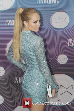 Laura Vandervoort - 2014 MuchMusic Video Awards - press room. - Toronto, Canada - Monday 16th June 2014