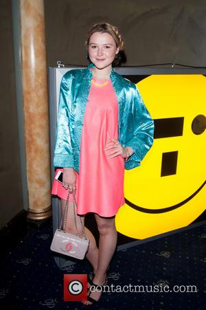 Amber Atherton - Jeremy Scott Moschino - i-D Party held at Cafe de Paris - Arrivals - London, United Kingdom...