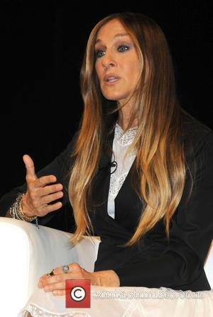 Sarah Jessica Parker - Sarah Jessica Parker attends a Q&A session at the Cannes Lions International Festival of Creativity -...
