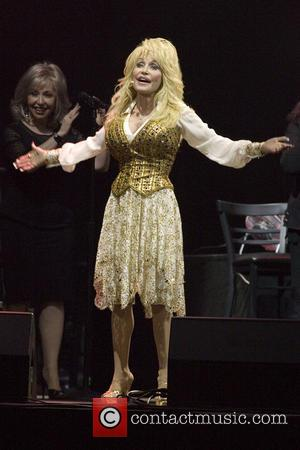Dolly Parton headlines at The SSE Hydro at the SECC in Glasgow on June 17th - Glasgow, Scotland, United Kingdom...
