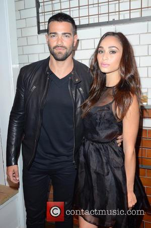 Jesse Metcalf and Cara Santana