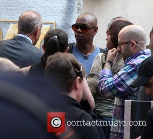 Dave Chappelle - Little Mix perform live on the 'Today' show as part of NBC's Toyota Concert Series - NYC,...