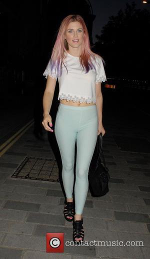 Ashley James - Now Magazine Summer Party at Kanaloa London - London, United Kingdom - Tuesday 17th June 2014