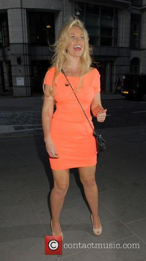 Josie Gibson - Now Magazine Summer Party at Kanaloa London - London, United Kingdom - Tuesday 17th June 2014