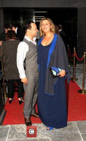 Hannah Walters and Stephen Graham