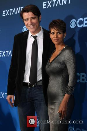 Goran Visnjic and Halle Berry - CBS Television presents 'Extant' premier screening and party - Arrivals - Los Angeles, California,...